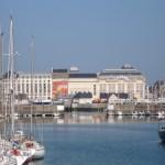 Casino de Deauville les pieds dans l'eau