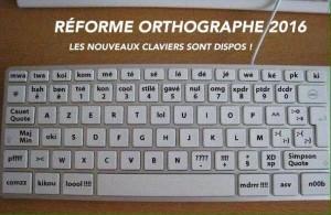 clavier débile